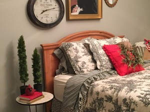 Chistmas guest room