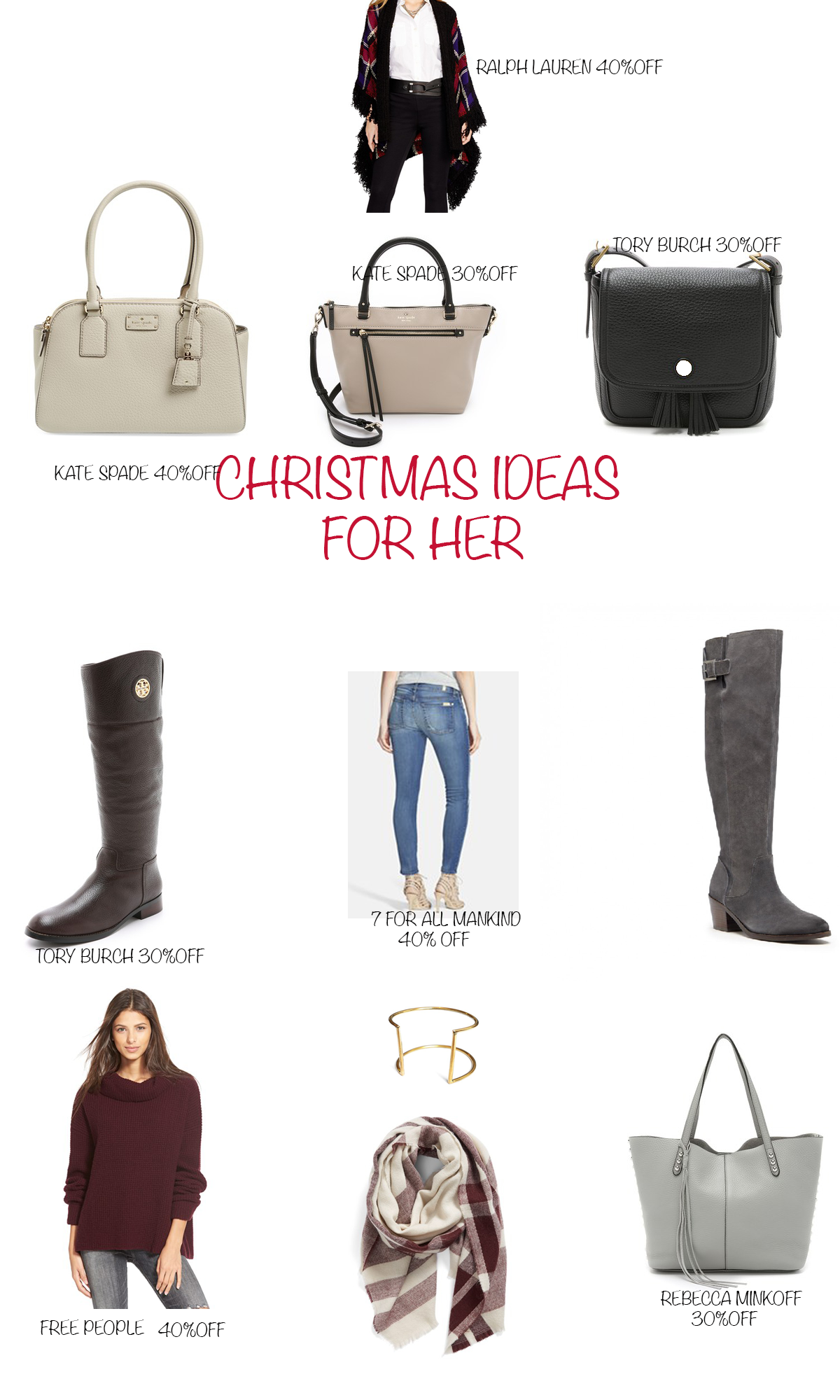 Christmas Shopping guides for the Him/Her