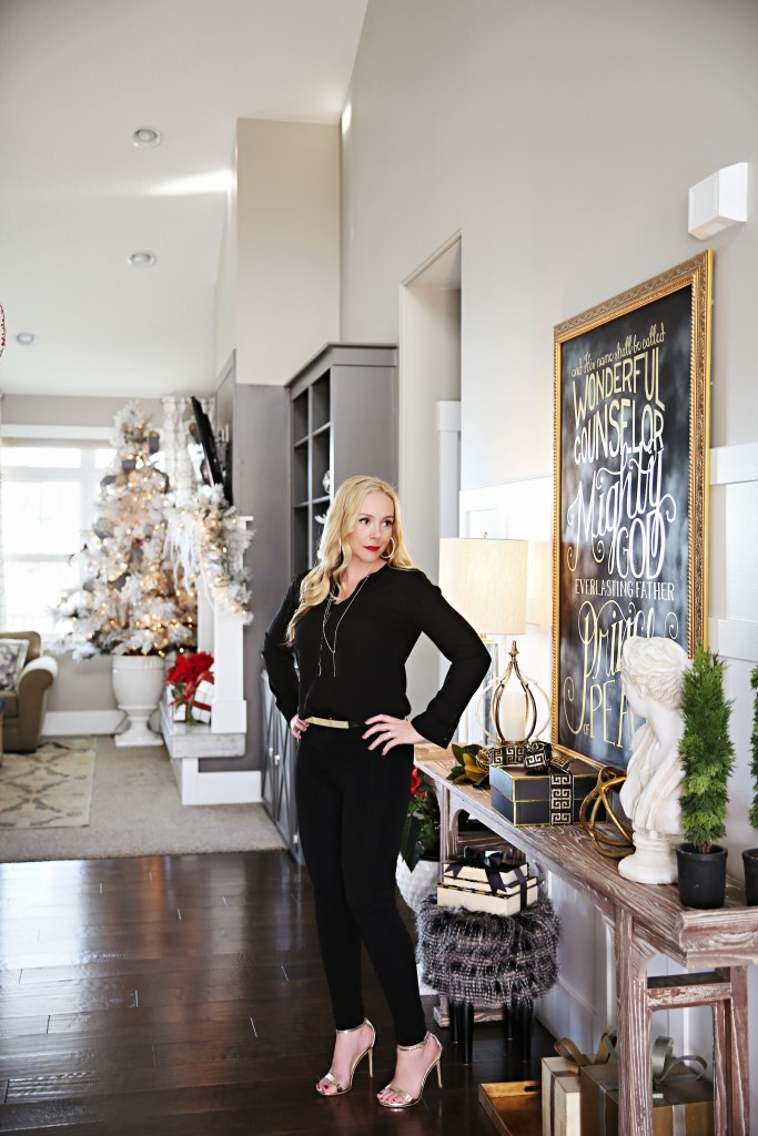 Holiday look stylehouseinteriors.com
