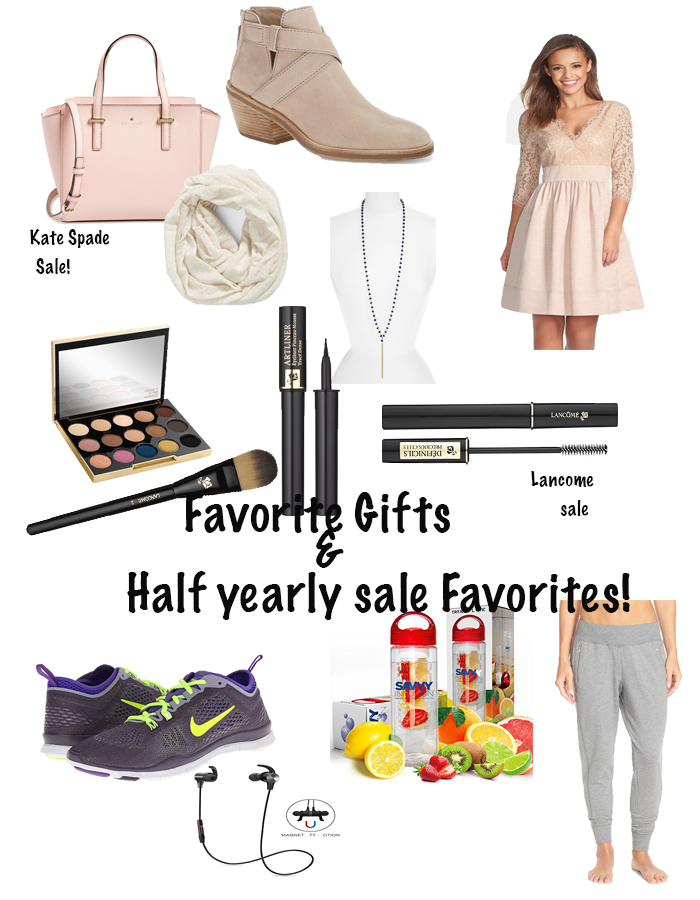 Favorite Christmas gifts and Half yearly sale picks!