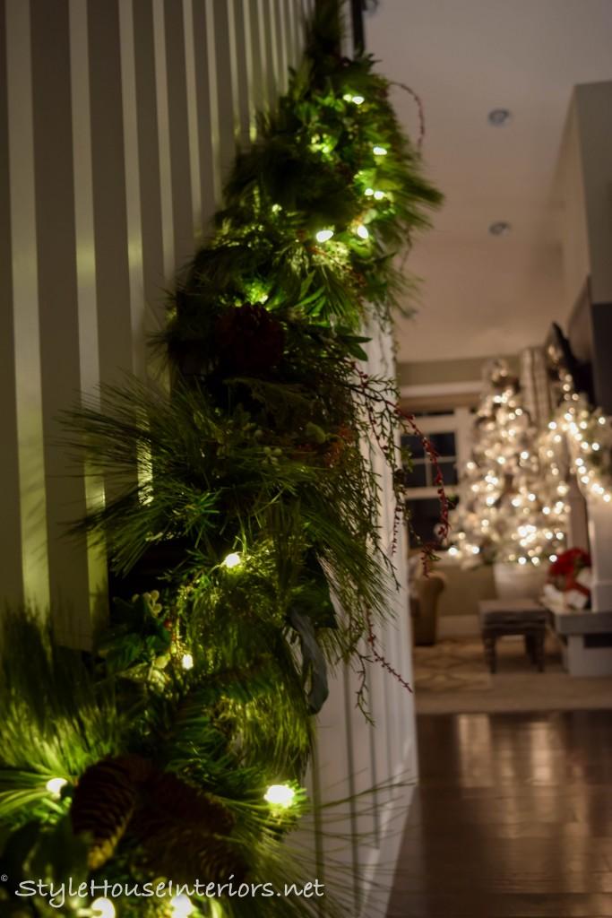 StyleHouseInteriors christmas nights tour
