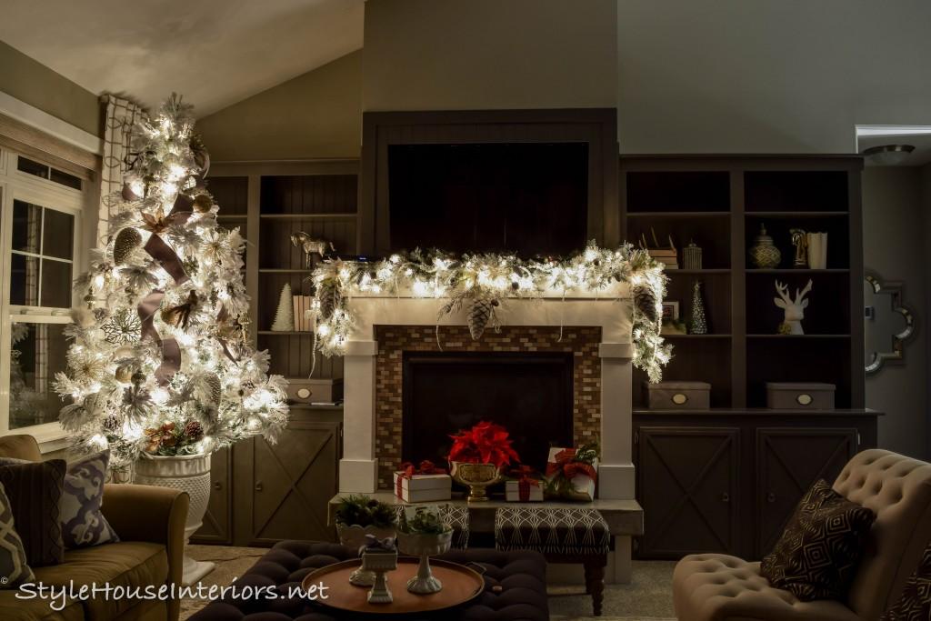 StyleHouse Interiors Christmas nights