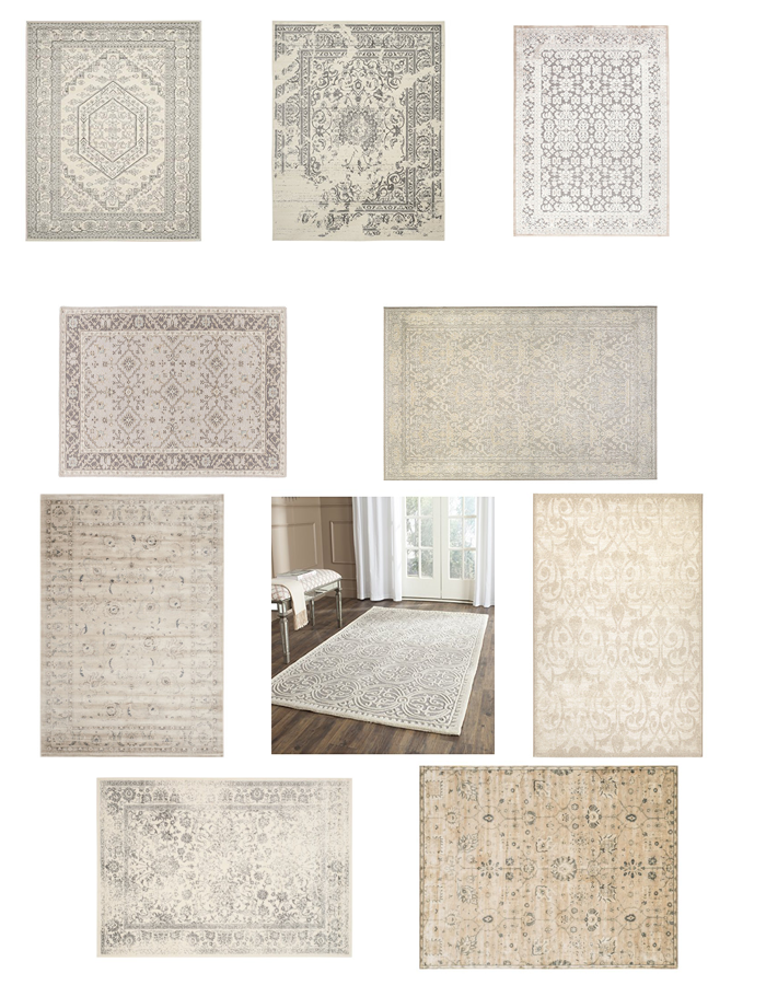 10 Fabulous affordable rugs