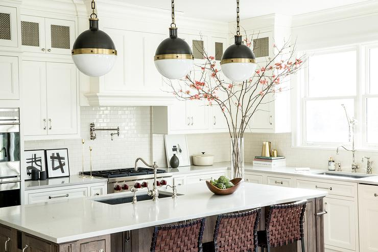 How to figure spacing for Island pendants - Style House ...