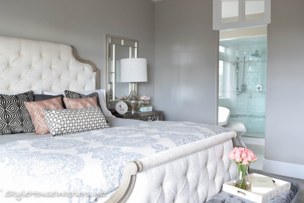 Designing  a room mixing designer and budget pieces