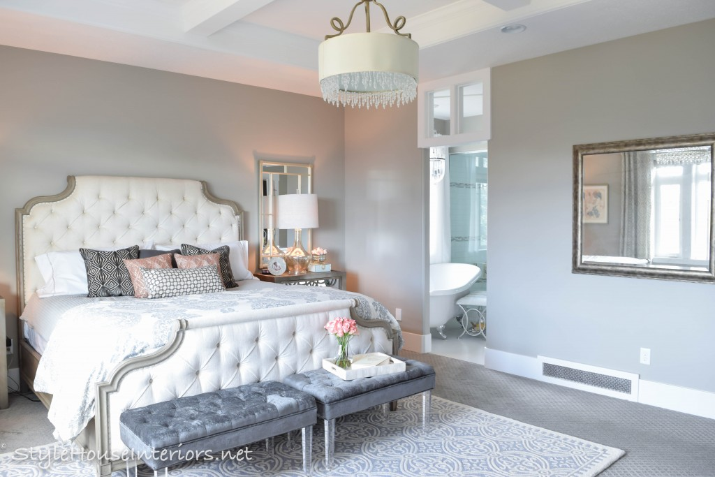 Creating a beautiful space mixing designer and budget pieces stylehouseinteriors.com