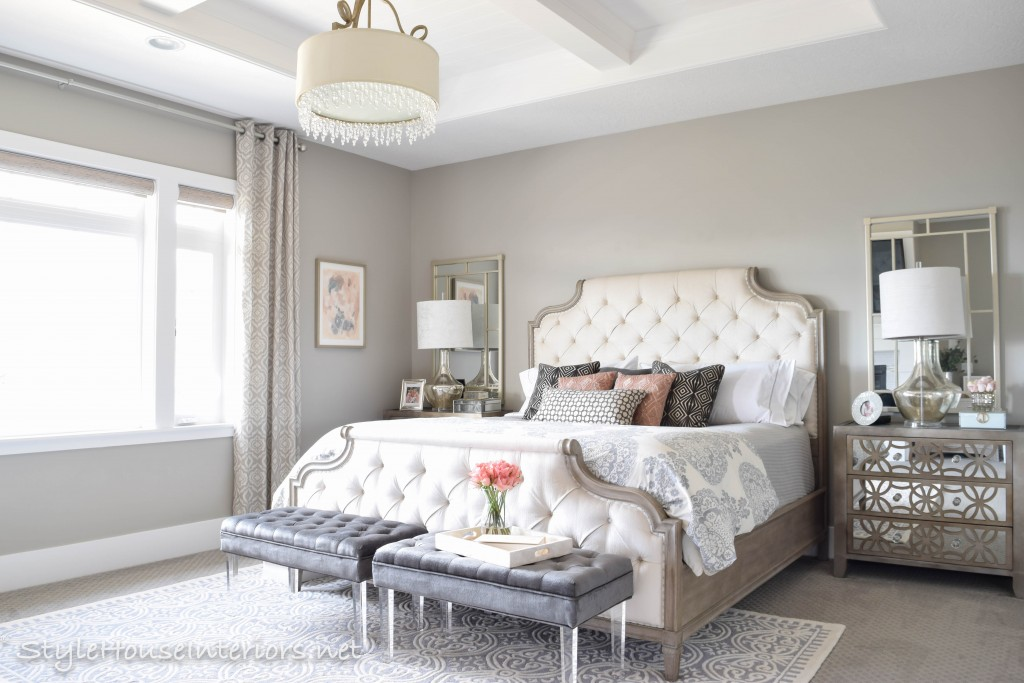 Designing An Elegant Space On A Budget Style House Interiors Rh  Stylehouseinteriors Com Romantic Bedrooms On A Budget Romantic Bedrooms On  A Budget