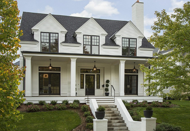 10 inspiring Modern Farmhouses & Labor day sale picks for your home