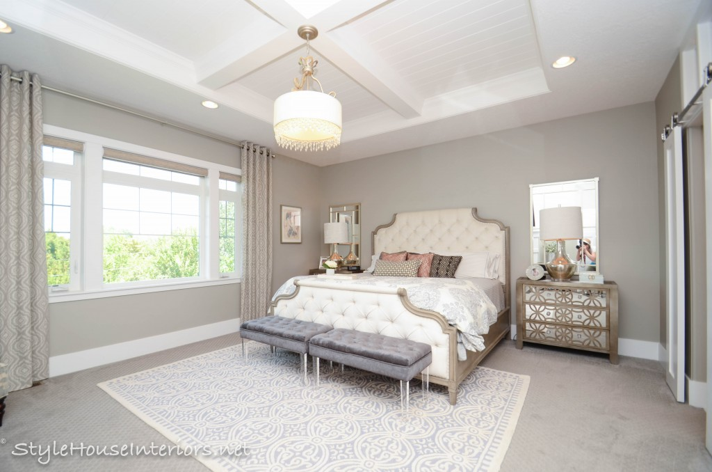 Neutral paint colors will help your home sell Sherwin Williams Mindful Gray is a great gray option