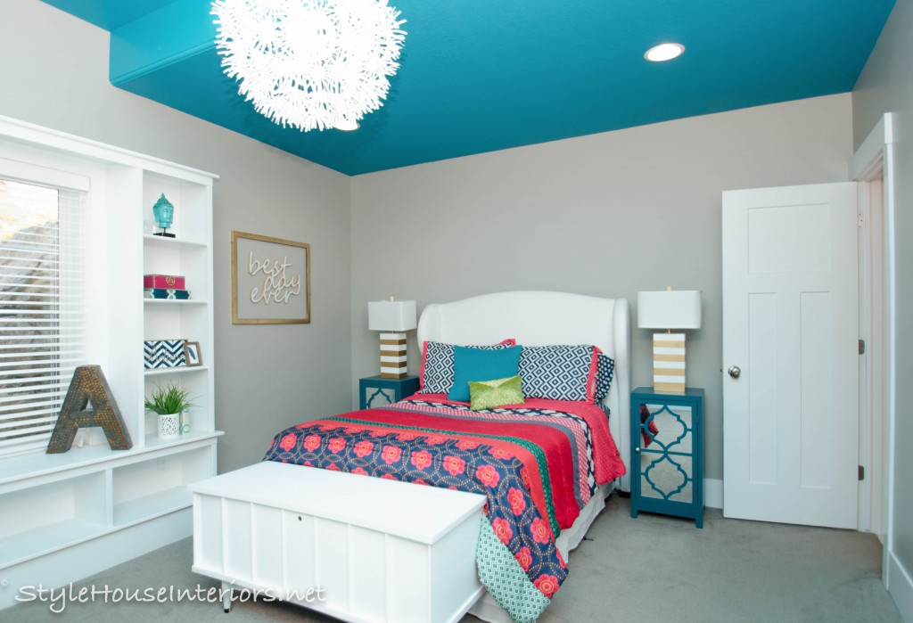 Teen bedroom stylehouseinteriors.com