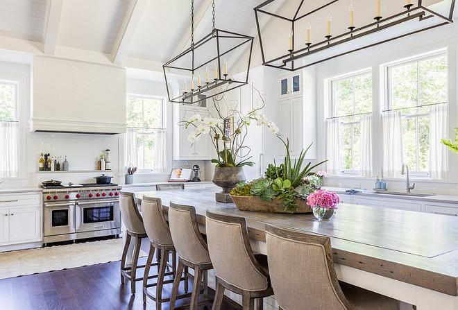 12 exquisitely designed kitchens+20 barstools under $250