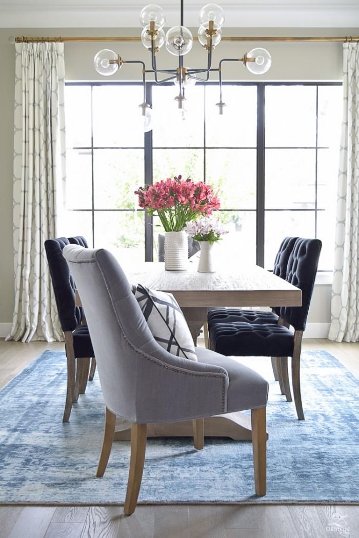 Designer Dining Room Furniture: Statement Light Fixtures That Won't Break Your Budget