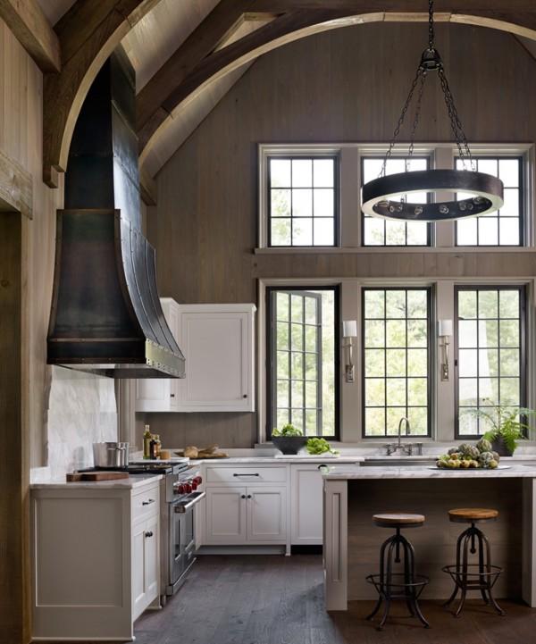 12 Exquisitely Designed kitchens + 20 barstools under $250