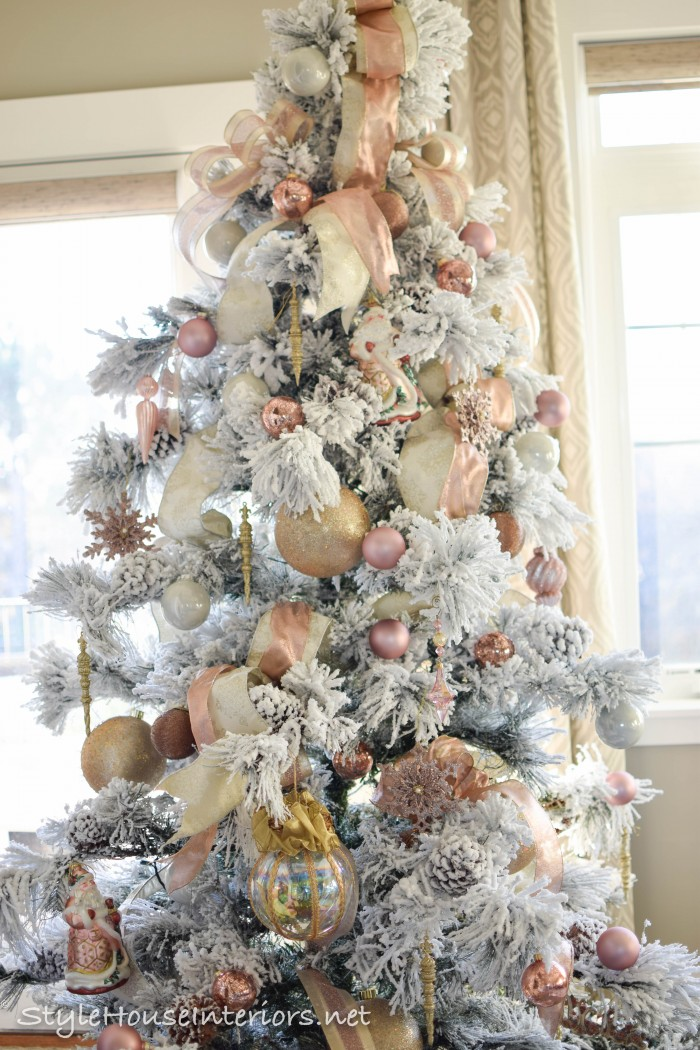 decorating your tree in five steps