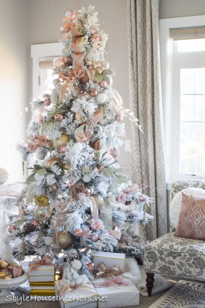 Five steps to follow when decorating your tree