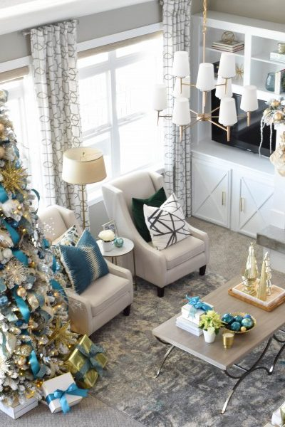 12 days of Holiday homes link up