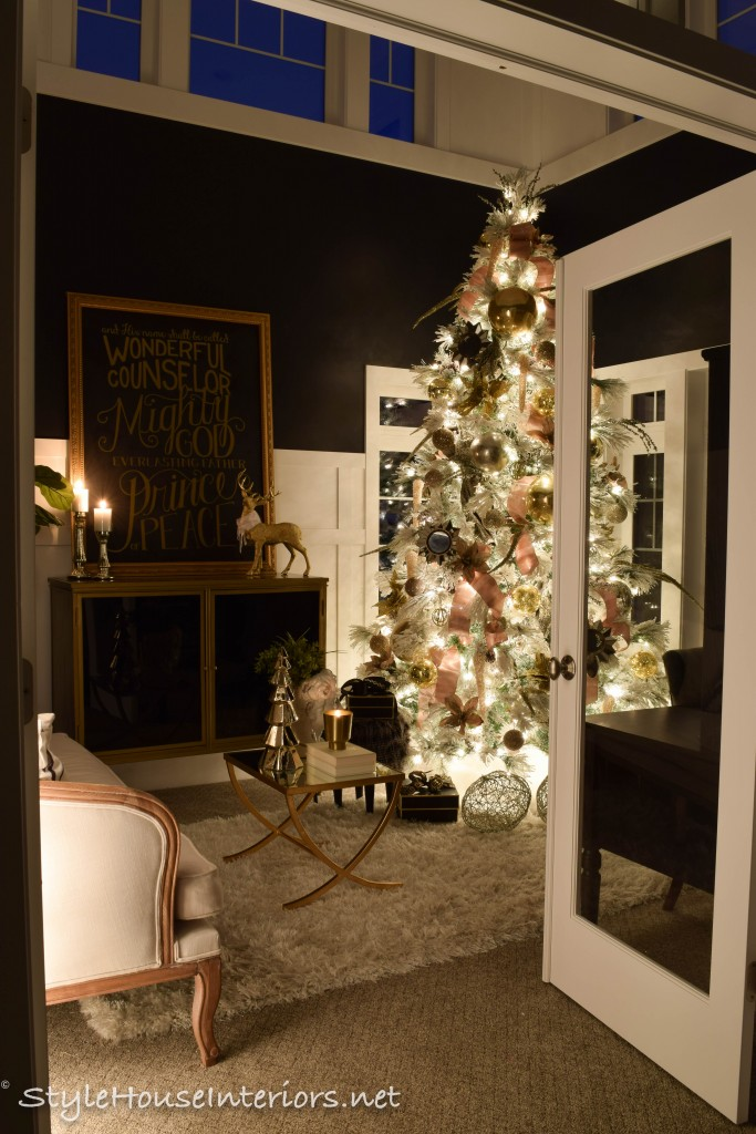 StyleHouse Interiors Christmas nights tour