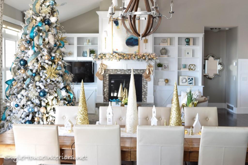 Stylehouse interiors Christmas tour