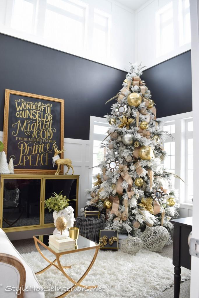 StyleHouse Interiors christmas tour 2016
