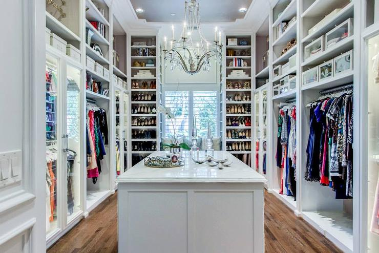 What a perfect closet looks like