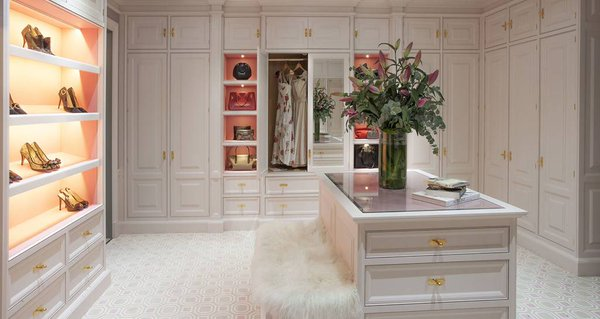 What a perfect closet looks like | 15 Beautiful walk in closet ...