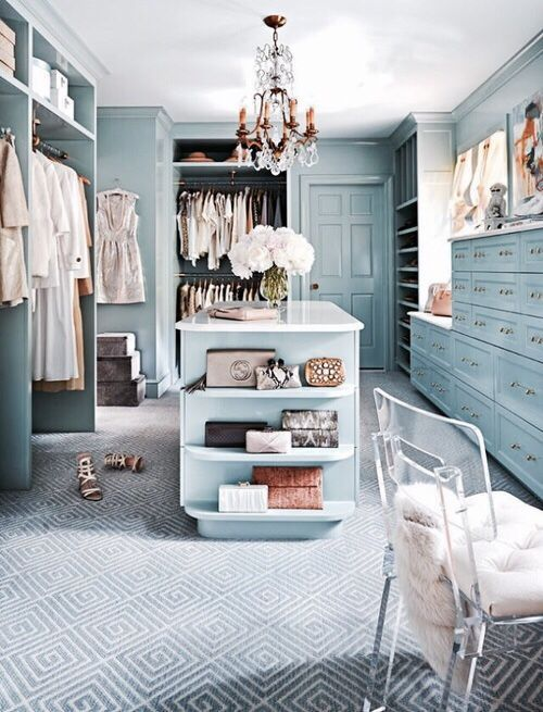 ... Built In Shelving In Your Closet, However, I Would Definitely Have To  Add Doors To My Hanging Wardrobe Because It Would Drive Me Crazy If My  Clothing ...