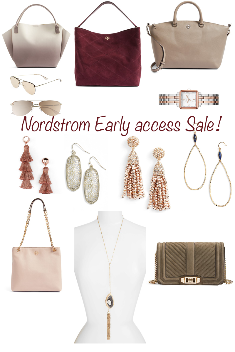 Nordstrom Early access sale | Favorite sale items