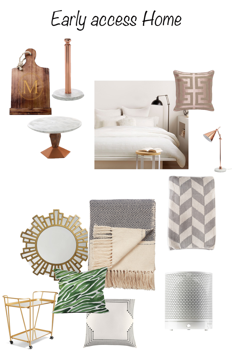 Nordstrom Early access Sale | Favorite items for the Home