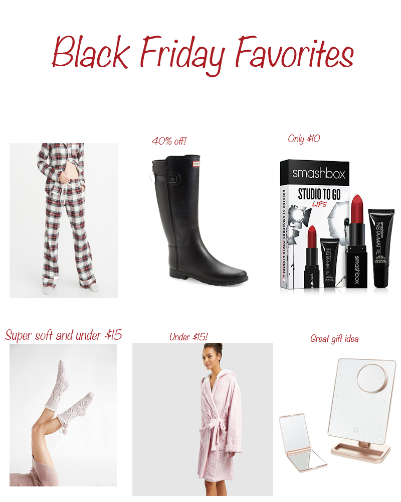 Black Friday Favorites 2017