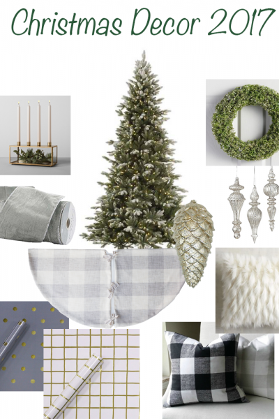 Christmas decor favorites 2017