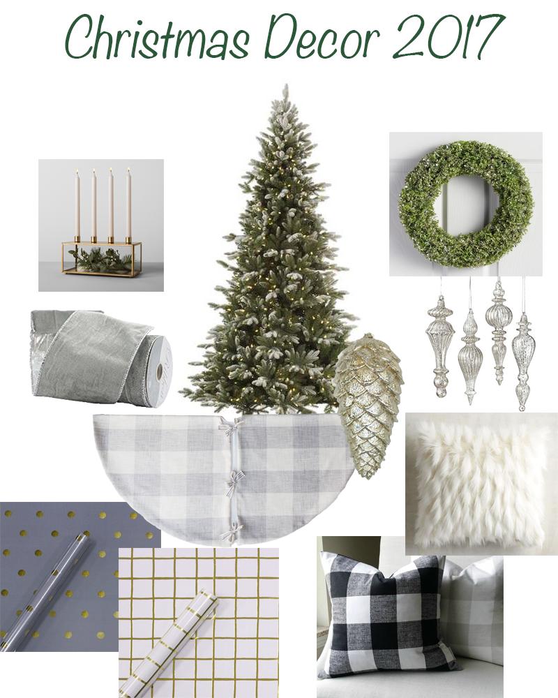 Christmas decor favorites 2017