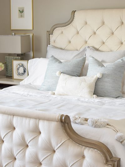 5 Steps to making a bed that is beautiful and functional