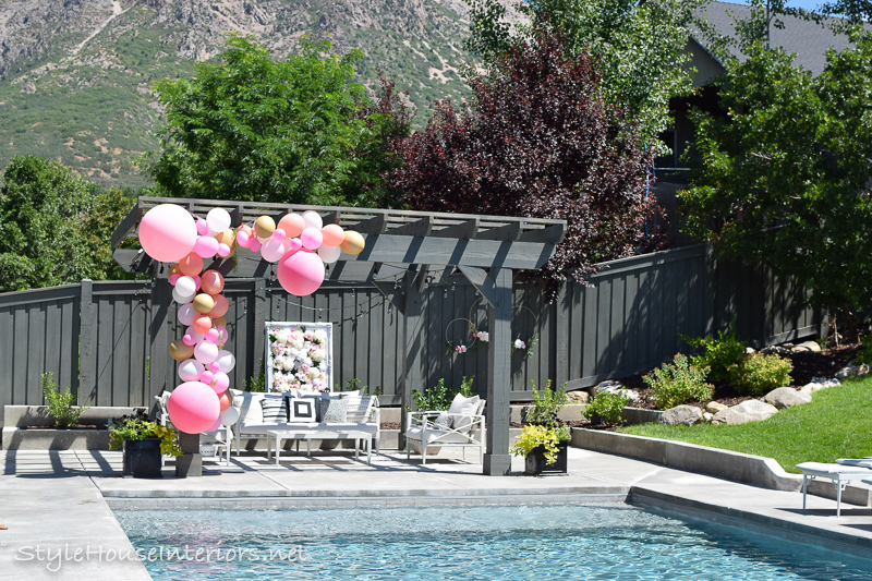 Baby Shower Ideas: 3 Time Saving Must Haves for a DIY Balloon Garland