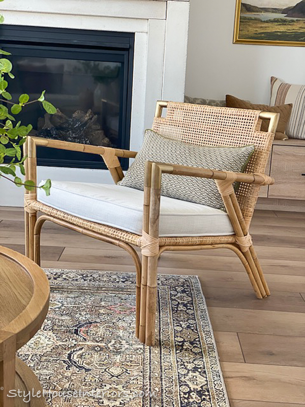 Serena and Lily Mattituck armchair review
